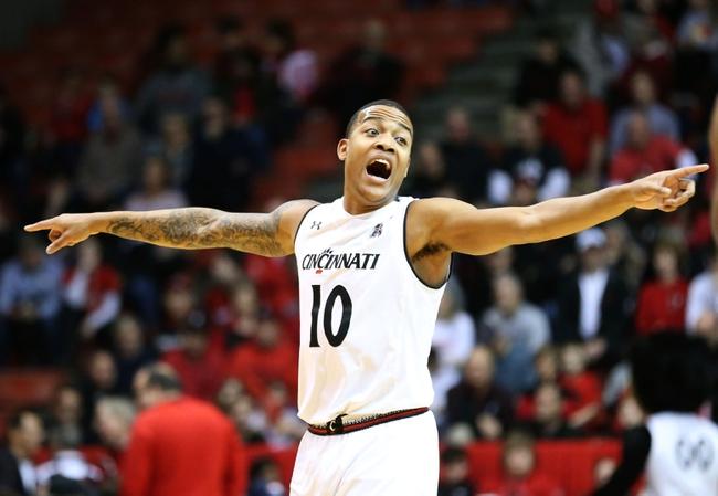 Cincinnati Bearcats vs. South Florida Bulls - 2/4/16 College Basketball Pick, Odds, and Prediction