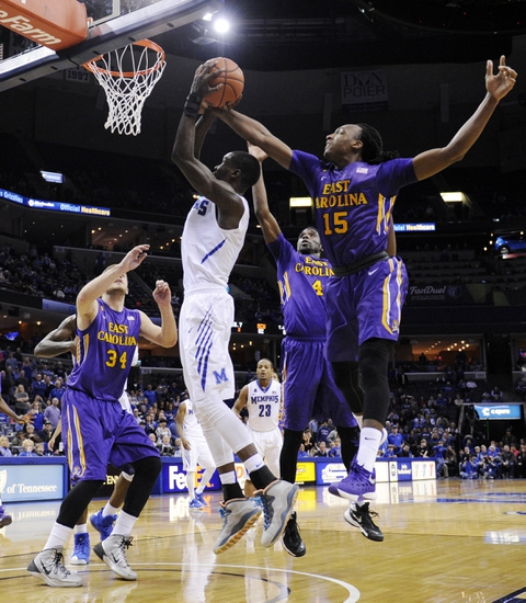 East Carolina vs. Memphis - 3/6/16 College Basketball Pick, Odds, and Prediction