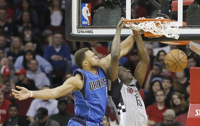 Mavericks vs. Rockets - 4/6/16 NBA Pick, Odds, and Prediction