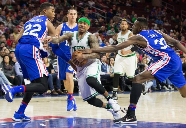 76ers vs. Celtics - 3/20/16 NBA Pick, Odds, and Prediction