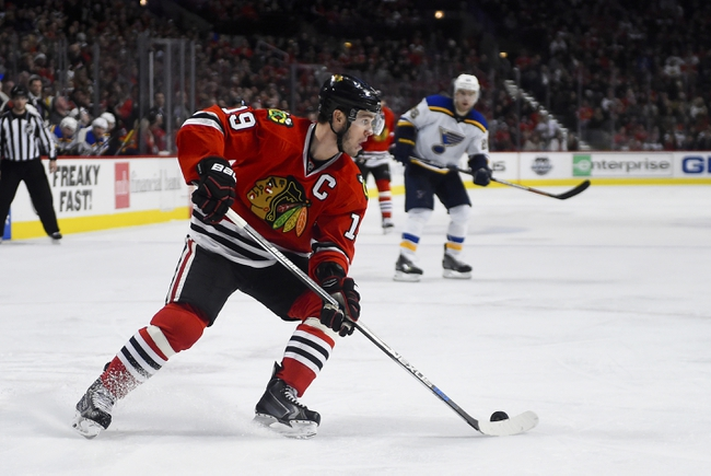 Blues vs. Blackhawks - 3/9/16 NHL Pick, Odds, and Prediction