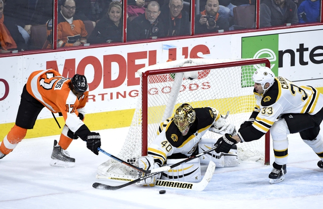 Philadelphia Flyers vs. Boston Bruins - 11/29/16 NHL Pick, Odds, and Prediction