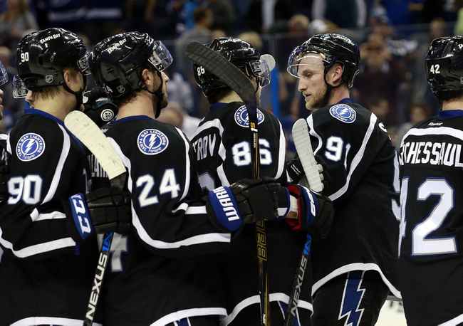 Toronto Maple Leafs vs. Tampa Bay Lightning - 2/29/16 NHL Pick, Odds, and Prediction