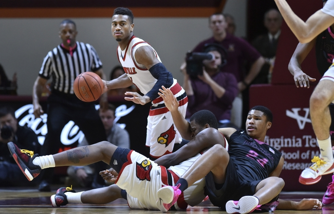 Louisville vs. Virginia - 1/30/16 College Basketball Pick, Odds, and Prediction