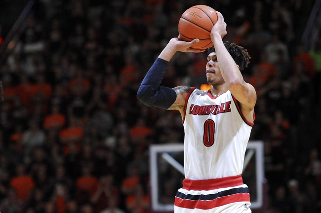Louisville vs. North Carolina - 2/1/16 College Basketball Pick, Odds, and Prediction