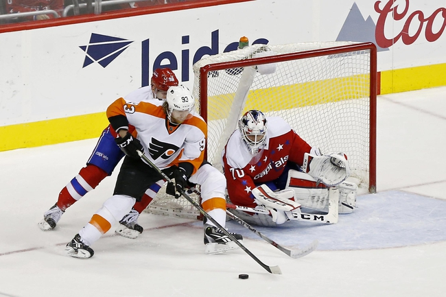 Capitals vs. Flyers - 2/7/16 NHL Pick, Odds, and Prediction