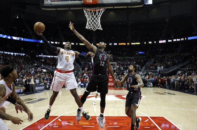 Clippers vs. Hawks - 3/5/16 NBA Pick, Odds, and Prediction