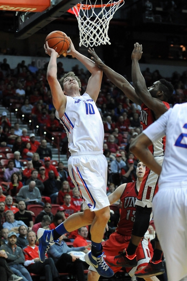 Boise State Broncos vs. New Mexico Lobos - 1/30/16 College Basketball Pick, Odds, and Prediction