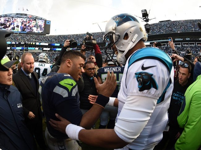 Seattle Seahawks vs. Carolina Panthers - 12/4/16 NFL Pick, Odds, and Prediction