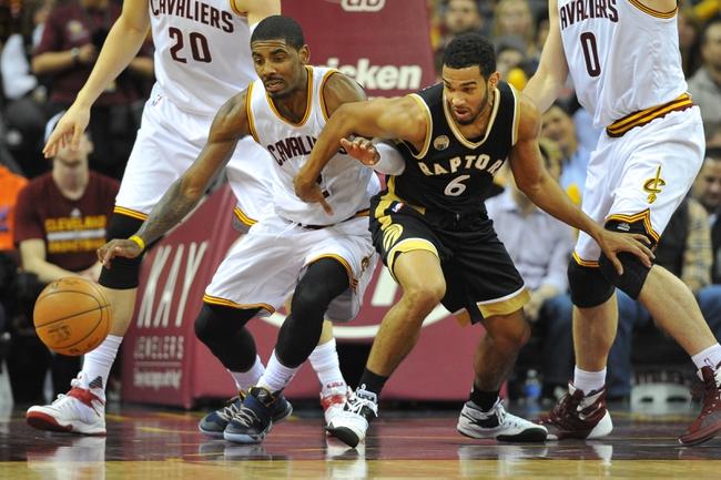 Raptors vs. Cavaliers - 2/26/16 NBA Pick, Odds, and Prediction