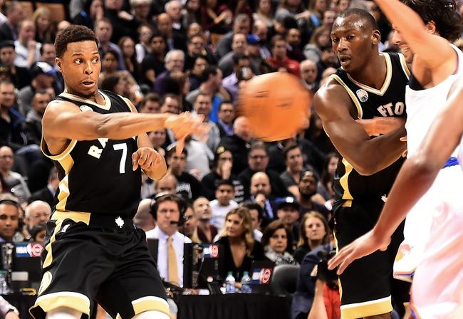 Knicks vs. Raptors - 2/22/16 NBA Pick, Odds, and Prediction