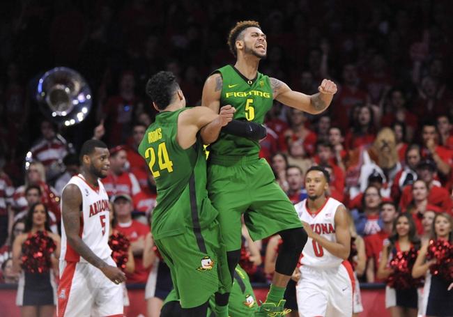 Oregon Ducks vs. Colorado Buffaloes - 2/4/16 College Basketball Pick, Odds, and Prediction