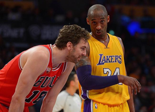 Bulls vs. Lakers - 2/21/16 NBA Pick, Odds, and Prediction
