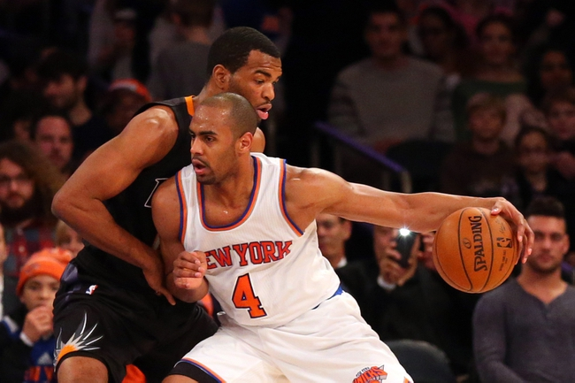 Suns vs. Knicks - 3/9/16 NBA Pick, Odds, and Prediction