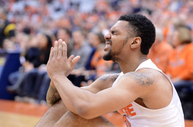 Syracuse vs. Virginia Tech - 2/2/16 College Basketball Pick, Odds, and Prediction