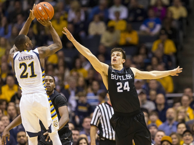 Butler vs. Marquette - 3/5/16 College Basketball Pick, Odds, and Prediction