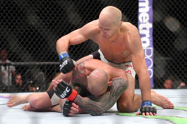 Hector Urbina vs. George Sullivan UFC on Fox 20 Pick, Preview, Odds, Prediction - 7/23/16