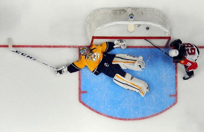 Montreal Canadiens vs. Nashville Predators - 2/22/16 NHL Pick, Odds, and Prediction