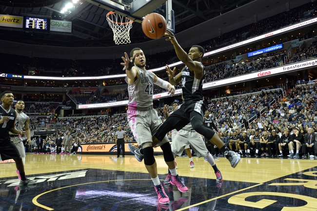 Providence Friars vs. Georgetown Hoyas - 2/13/16 College Basketball Pick, Odds, and Prediction