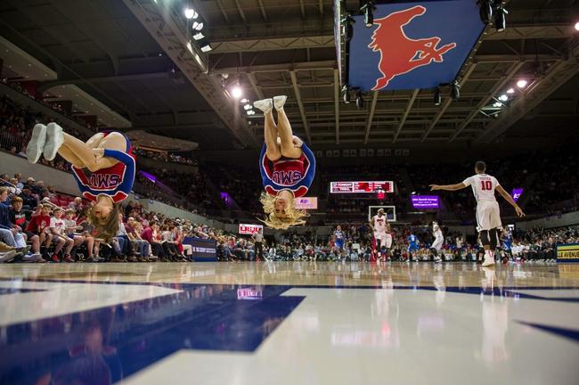 Memphis vs. SMU - 2/25/16 College Basketball Pick, Odds, and Prediction