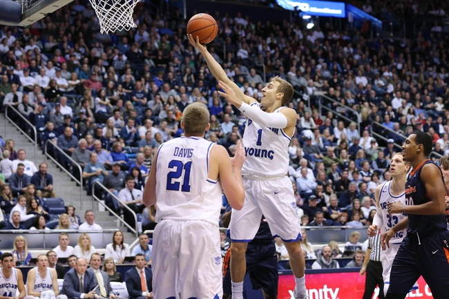 BYU vs. St. Mary's - 2/4/16 College Basketball Pick, Odds, and Prediction