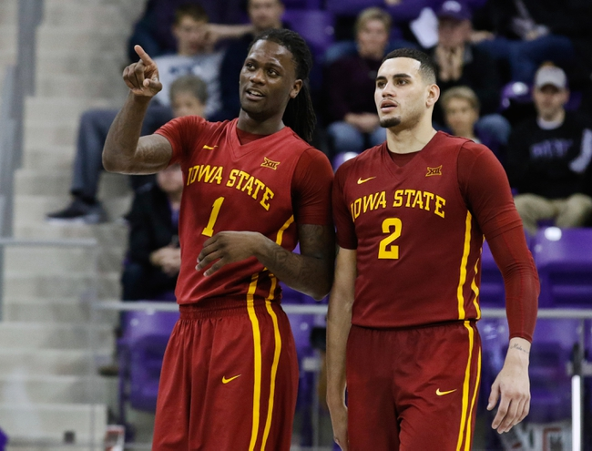 Iowa State vs. TCU - 2/20/16 College Basketball Pick, Odds, and Prediction