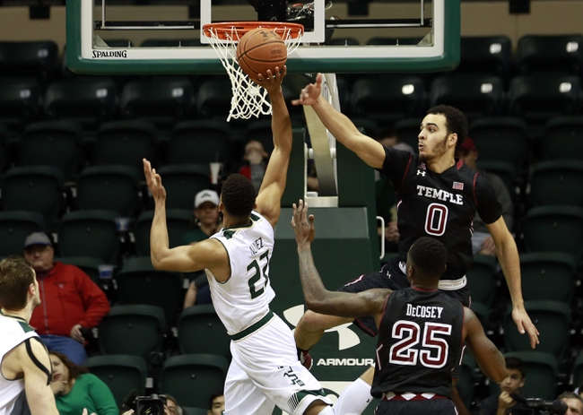 Temple vs. South Florida - 2/14/16 College Basketball Pick, Odds, and Prediction