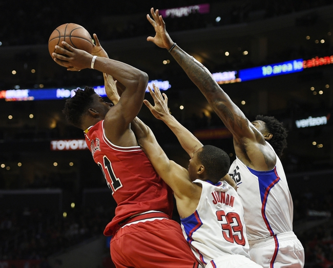 Los Angeles Clippers vs. Chicago Bulls- 11/19/16 NBA Pick Odds and Prediction
