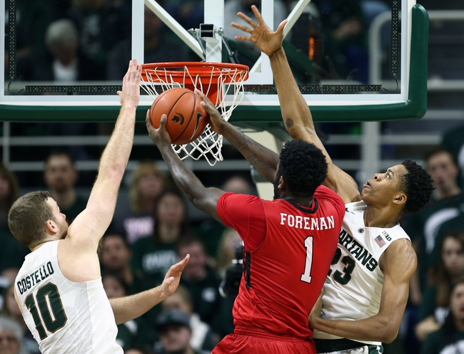 Rutgers vs. Michigan State - 3/2/16 College Basketball Pick, Odds, and Prediction