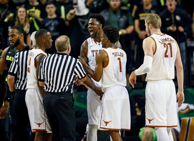 Texas vs. Eastern Washington - 11/17/16 College Basketball Pick, Odds, and Prediction