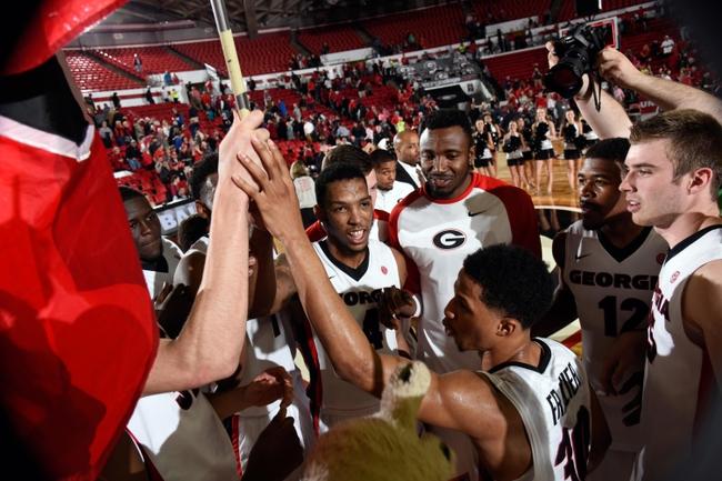 Georgia vs. Auburn - 2/6/16 College Basketball Pick, Odds, and Prediction