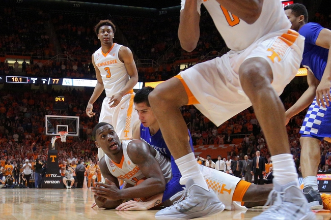 Kentucky vs. Tennessee - 2/18/16 College Basketball Pick, Odds, and Prediction