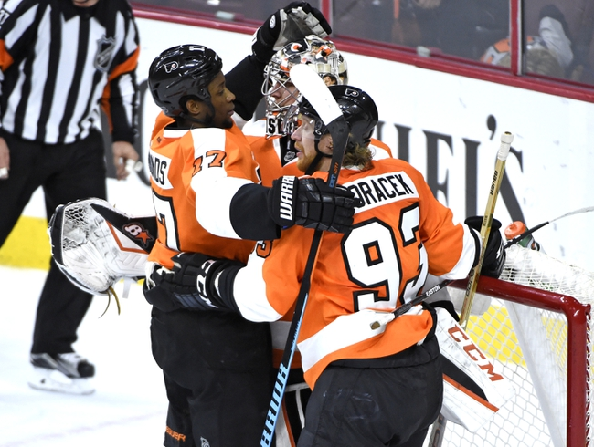Montreal Canadiens vs. Philadelphia Flyers - 2/19/16 NHL Pick, Odds, and Prediction