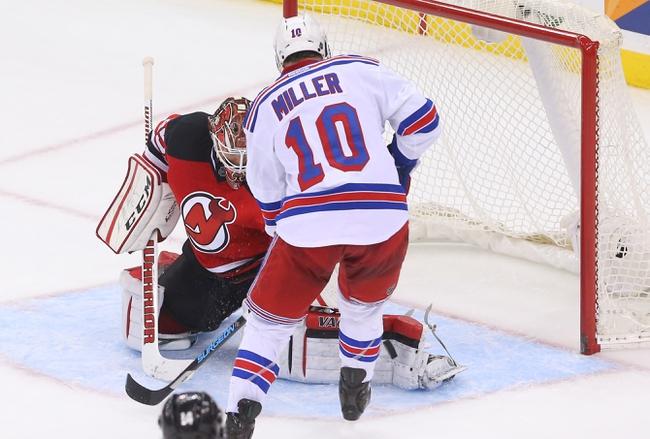 Rangers vs. Devils - 2/8/16 NHL Pick, Odds, and Prediction