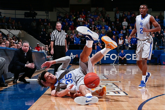 Air Force vs. Boise State - 2/6/16 College Basketball Pick, Odds, and Prediction