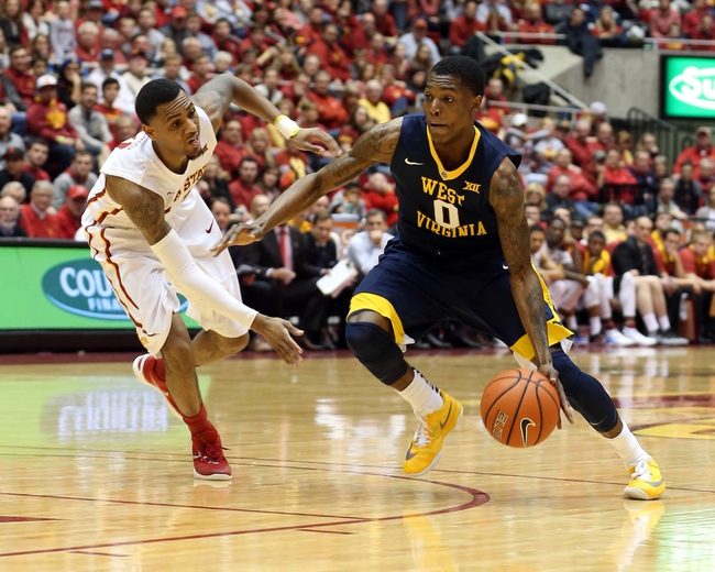 Iowa State at West Virginia - 2/22/16 College Basketball Pick, Odds, and Prediction