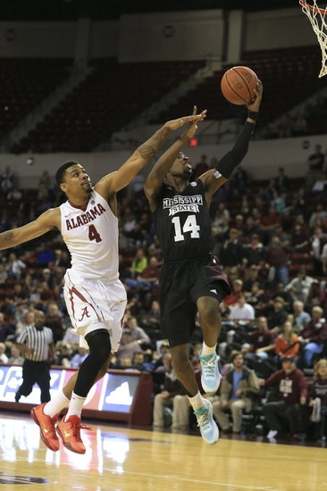 Alabama Crimson Tide vs. Mississippi State Bulldogs - 2/20/16 College Basketball Pick, Odds, and Prediction