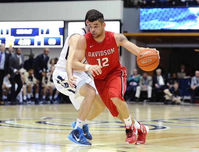 Davidson vs. La Salle - 2/10/16 College Basketball Pick, Odds, and Prediction