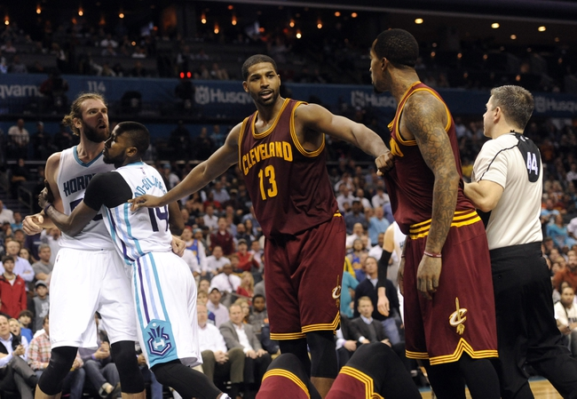 Cavaliers vs. Hornets - 2/24/16 NBA Pick, Odds, and Prediction