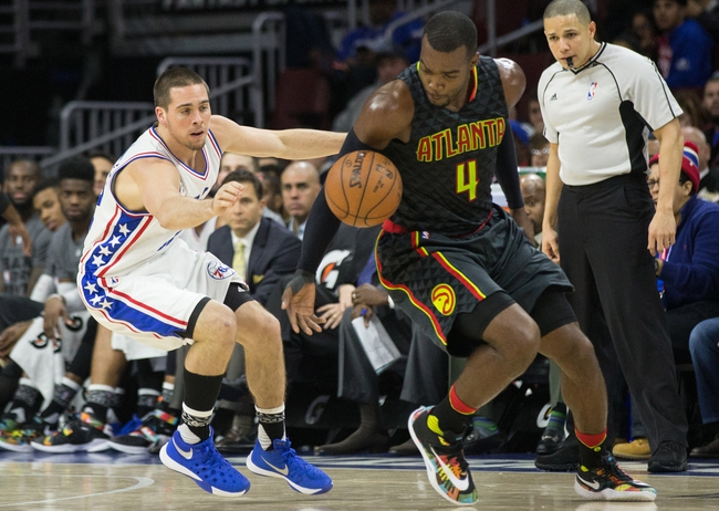Philadelphia 76ers vs. Atlanta Hawks - 10/29/16 NBA Pick, Odds, and Prediction