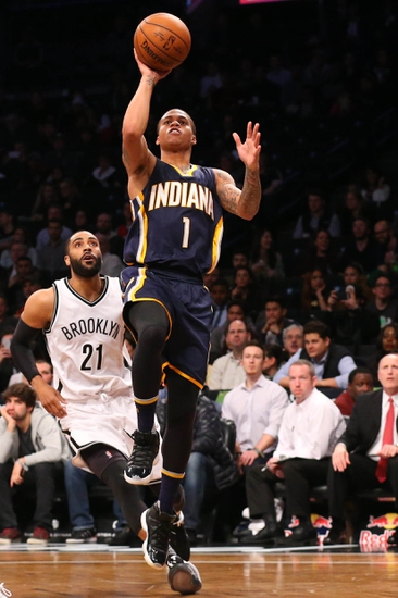 Brooklyn Nets vs. Indiana Pacers - 3/26/16 NBA Pick, Odds, and Prediction