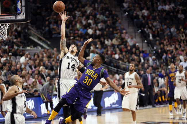 Pelicans vs. Spurs - 3/3/16 NBA Pick, Odds, and Prediction