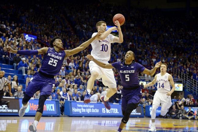 Kansas State vs. Kansas - 2/20/16 College Basketball Pick, Odds, and Prediction
