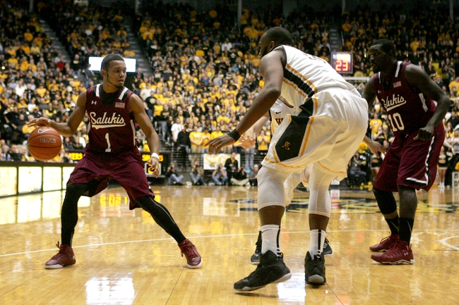 Southern Illinois Salukis vs. Bradley Braves - 2/17/16 College Basketball Pick, Odds, and Prediction