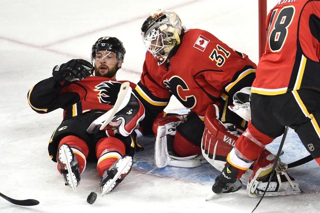 Calgary Flames vs. Carolina Hurricanes - 10/20/16 NHL Pick, Odds, and Prediction