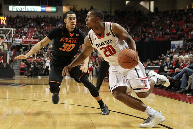 Texas Tech Red Raiders vs. Oklahoma Sooners - 2/17/16 College Basketball Pick, Odds, and Prediction