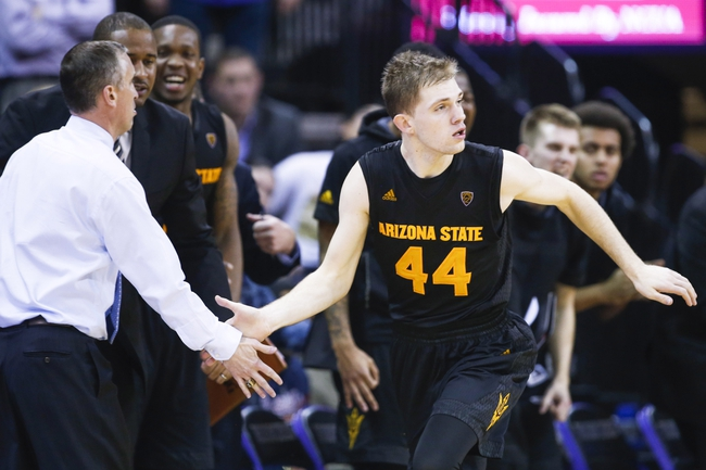 Washington State Cougars vs. Arizona State Sun Devils - 2/6/16 College Basketball Pick, Odds, and Prediction