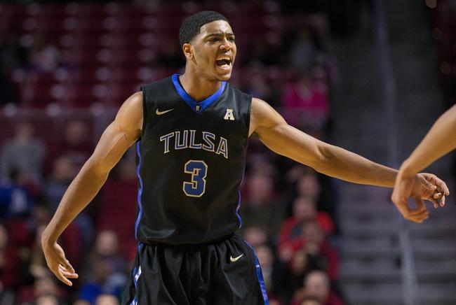 Tulsa Golden Hurricane vs. Houston Cougars - 2/7/16 College Basketball Pick, Odds, and Prediction
