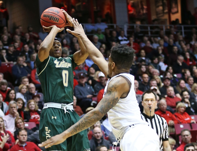 East Carolina Pirates vs. South Florida Bulls - 2/16/16 College Basketball Pick, Odds, and Prediction