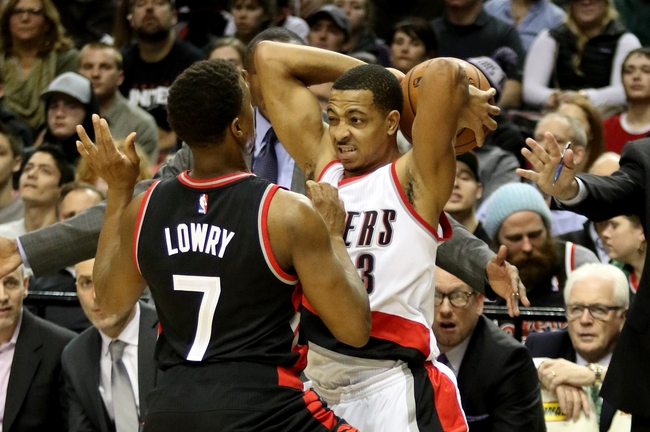Portland Trail Blazers at Toronto Raptors  - 3/4/16 NBA Pick, Odds, and Prediction